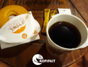 Kopi Manual Brew di J.CO Denpasar