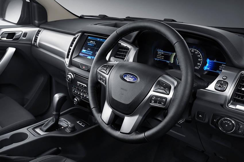 Yang Terpenting dari Kecanggihan Fitur Ford Ranger 2015