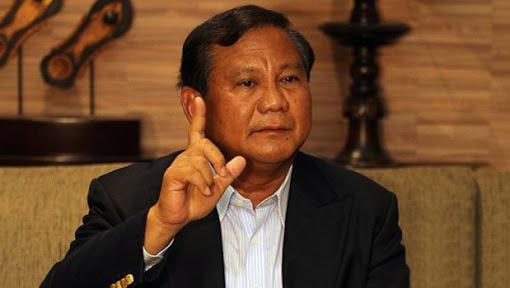 Mengapa Prabowo Yakin Setya Novanto Benar?