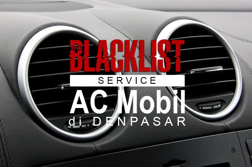Kecewa Service AC Mobil di Denpasar